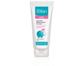 OILLAN BABY Moisturizing milk from the first days of life, 200ml