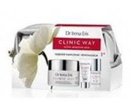 CLINIC WAY 3° SET WITH COSMETIC BAG - PHYTOHORMONAL REJUVENATION, 50ml + 15ml + 25ml