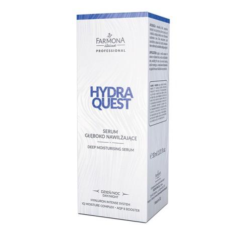 HYDRA QUEST Deep moisturising serum, 30ml
