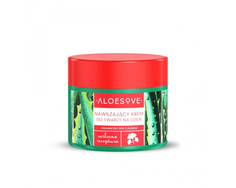 ALOESOVE Hydrating Day Cream, 50ml