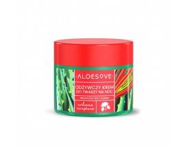 ALOESOVE Nourishing Night Cream, 50ml