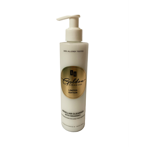 AA GOLDEN CERAMIDES MICELLAR CLEANSER WITH CERAMIDES 250 ML