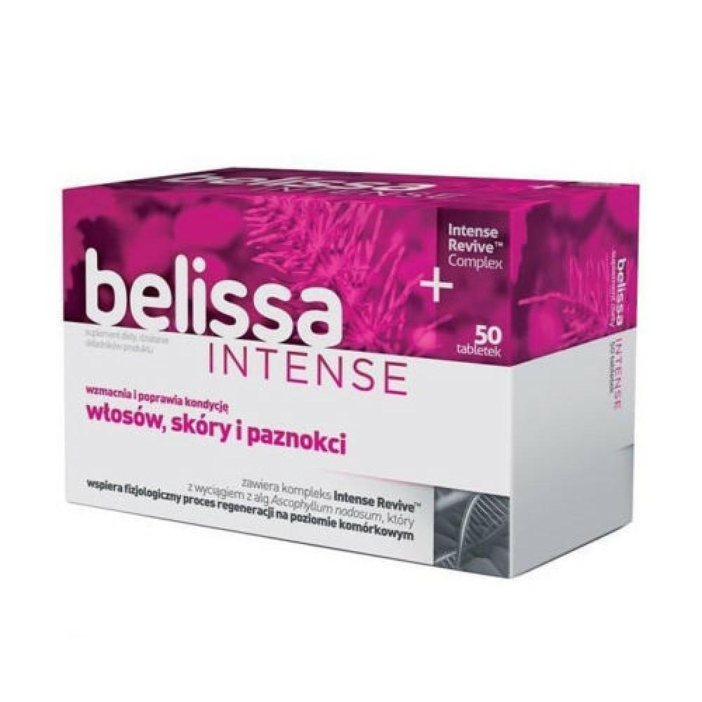BELISSA INTENSE+ 50 TABLETS
