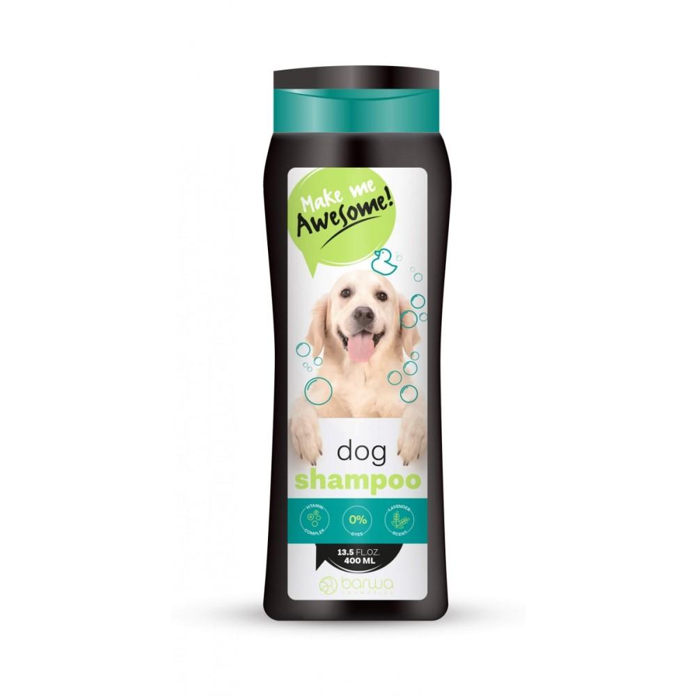 BARWA MAKE ME AWESOME DOG SHAMPOO 400ML