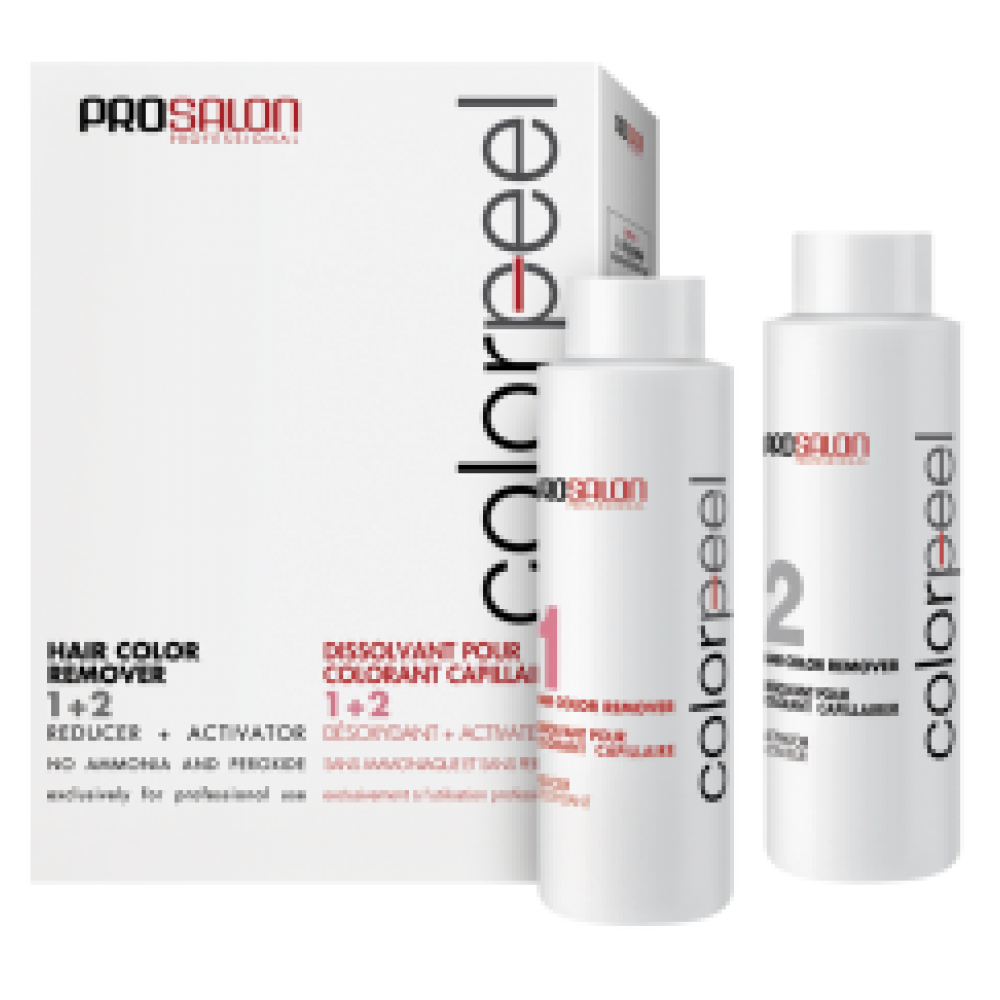CHANTAL Color Peel Hair colour remover 2x100g