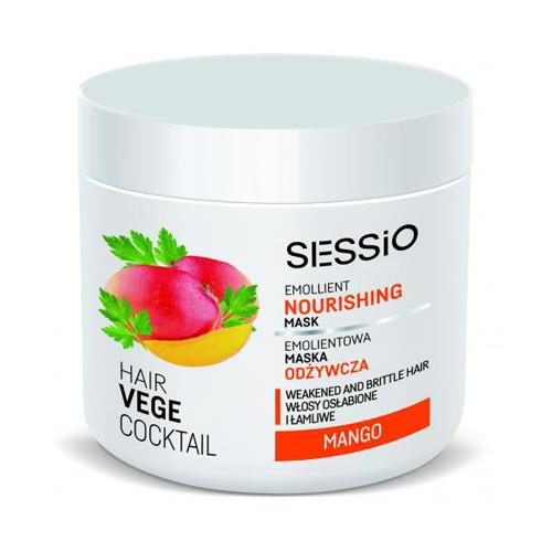 Chantal Sessio Hair Vege Cocktail, Nourishing Mask 450 g