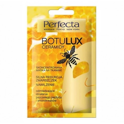 Perfecta Concentrated Sheet Mask Powerful wrinkle reduction moisturising