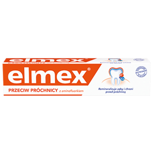 ELMEX Toothpaste Caries Protection, 75 ml