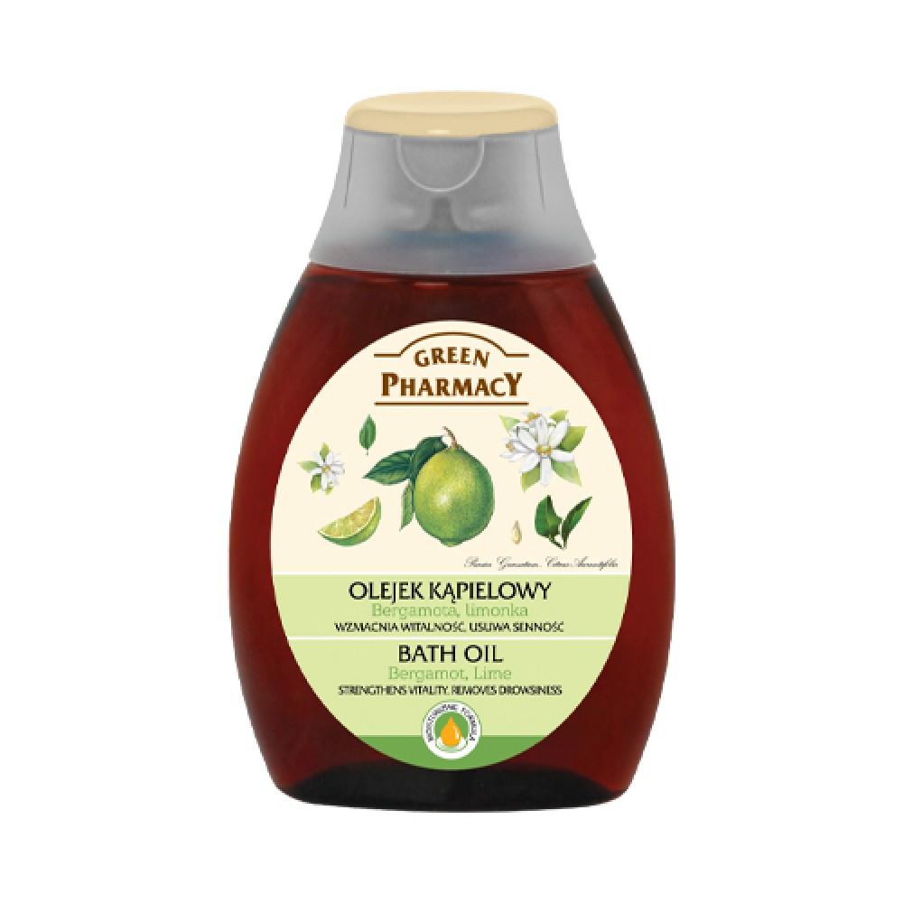ELFA FARM Bath oil, Bergamot and Lime, 250 ml