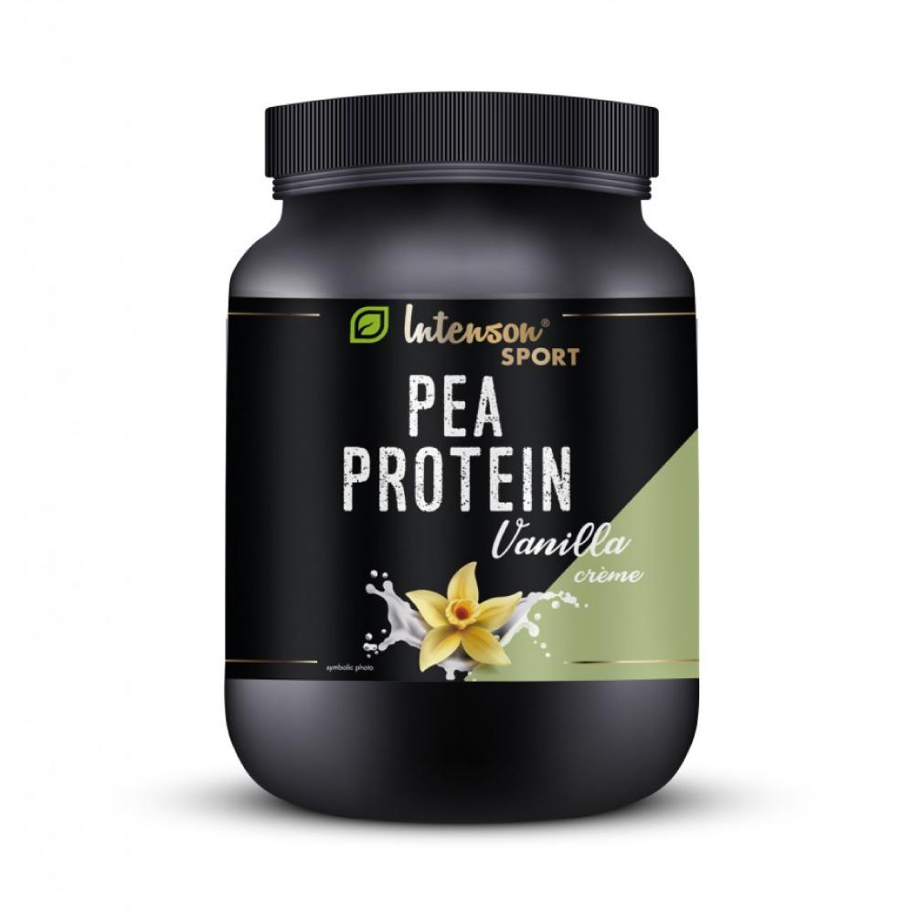 INTENSON Vanilla pea protein 600g