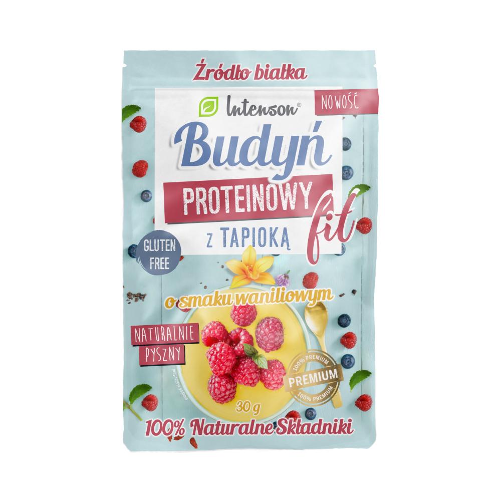 INTENSON Vanilla protein pudding 30g