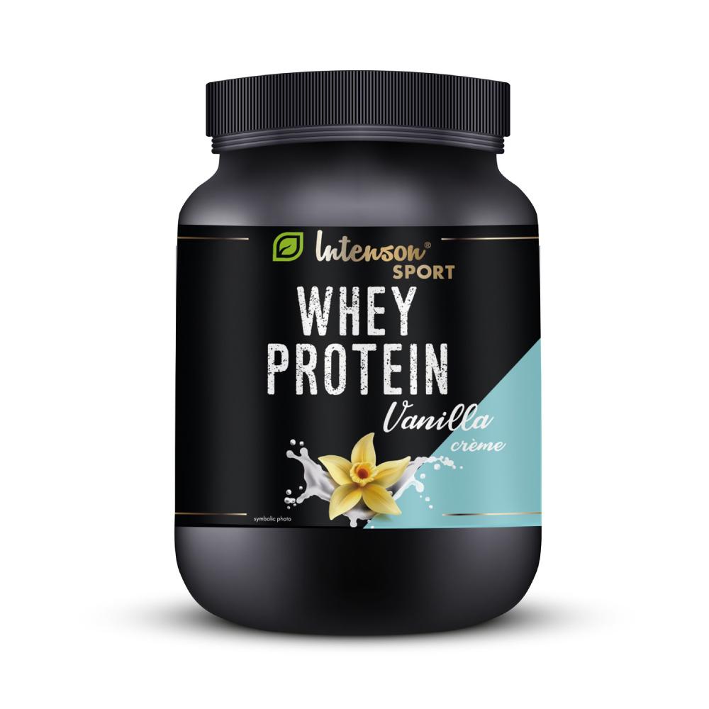 INTENSON Vanilla WPC protein 600g