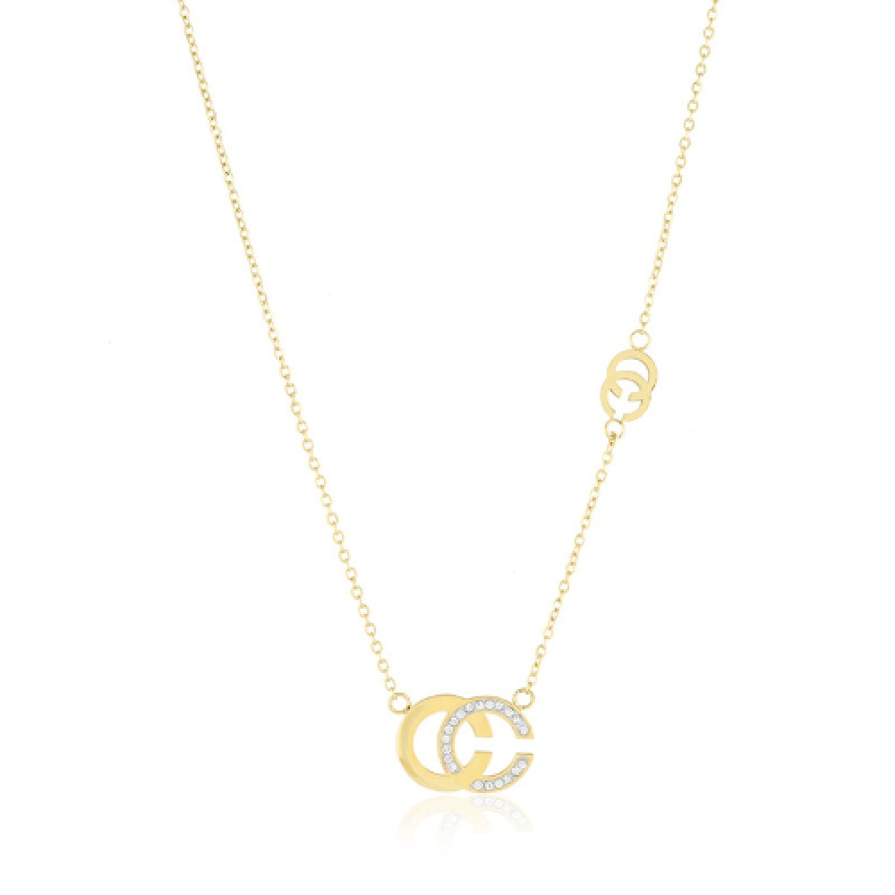 ZM STAINLESS STEEL NECKLACE 5045