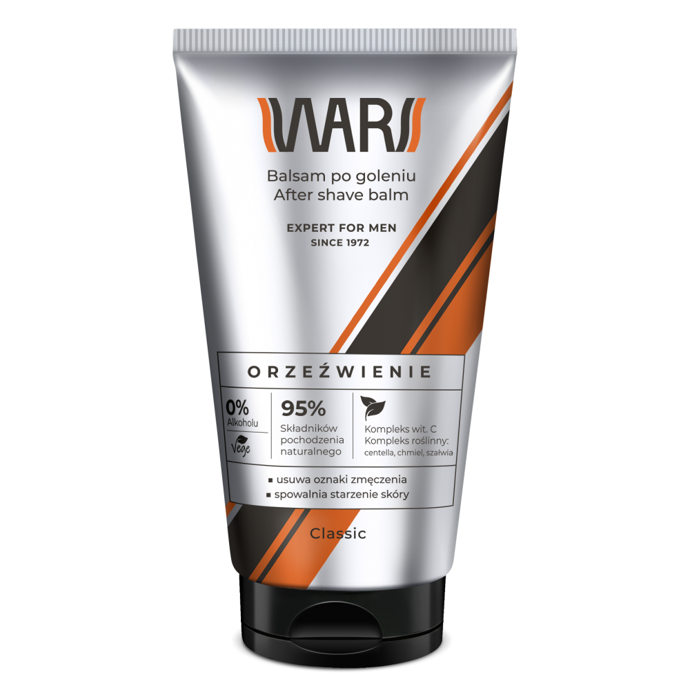 MIRACULUM WARS CLASSIC AFTER SHAVE BALM 125ml