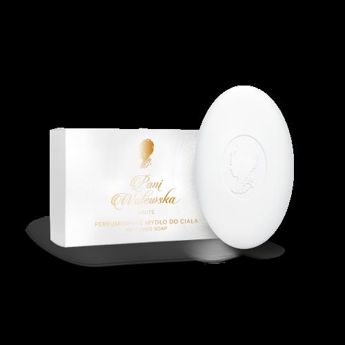PANI WALEWSKA WHITE PERFUMED SOAP 100g