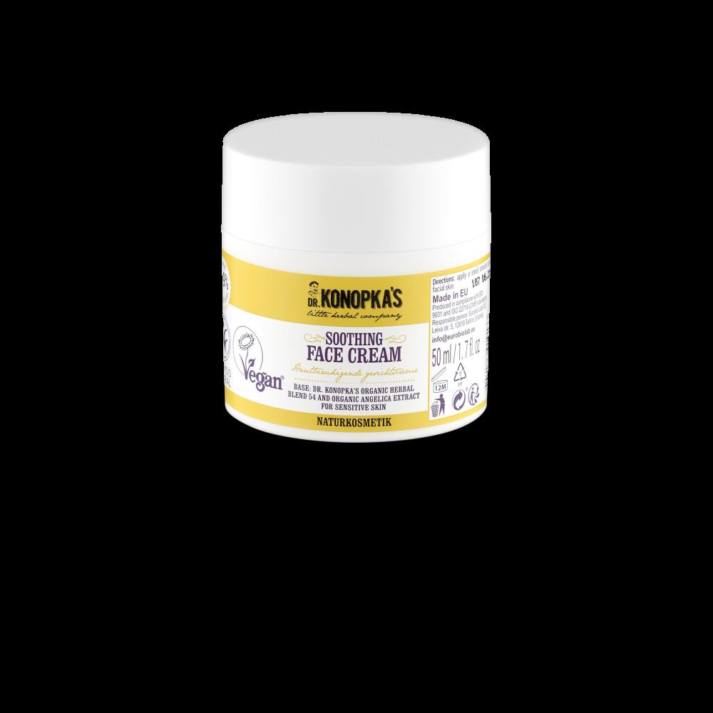 Dr.Konopka's Soothing Face Cream, 50 ml