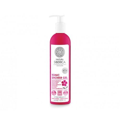 Natura Siberica Tonic Shower Gel, 400 ml