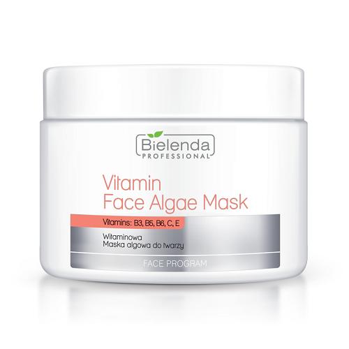 BIELENDA PROFESSIONAL Vitamin Algae Mask, 190g