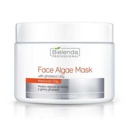 BIELENDA PROFESSIONAL Ghassoul Clay Algae Mask, 190g
