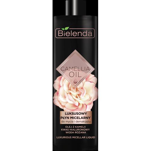 CAMELLIA OIL Luxurious micellar liquid, 500 ml