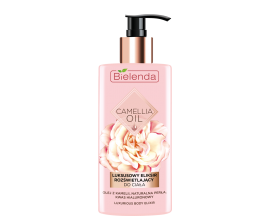 CAMELLIA OIL Luxurious body elixir 150 ml