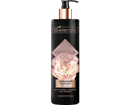 CAMELLIA OIL Luxurious body milk 400 ml