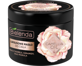 CAMELLIA OIL Luxurious body butter 200 ml
