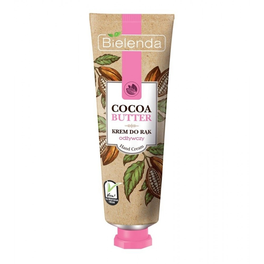 Bielenda Cocoa Butter Nourishing Hand Cream 50ml