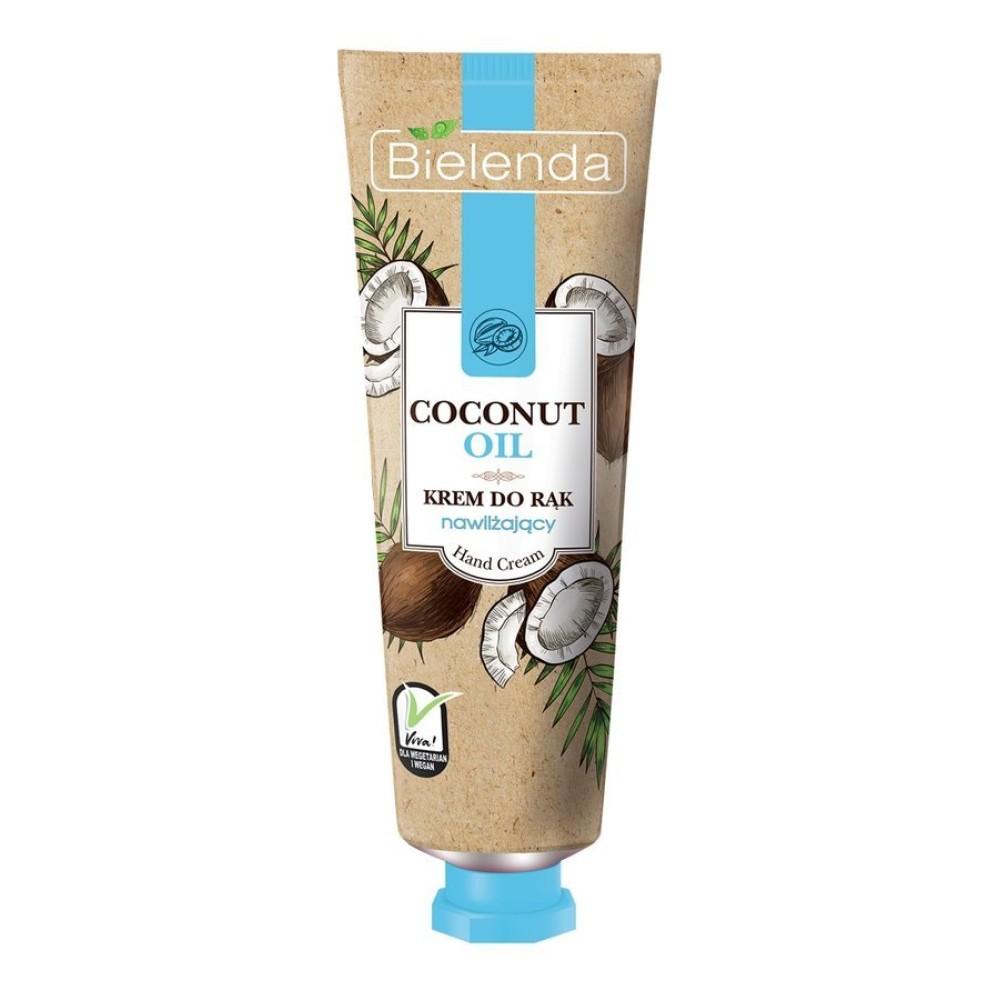 Bielenda Coconut Oil Moisturizing Hand Cream 50ml