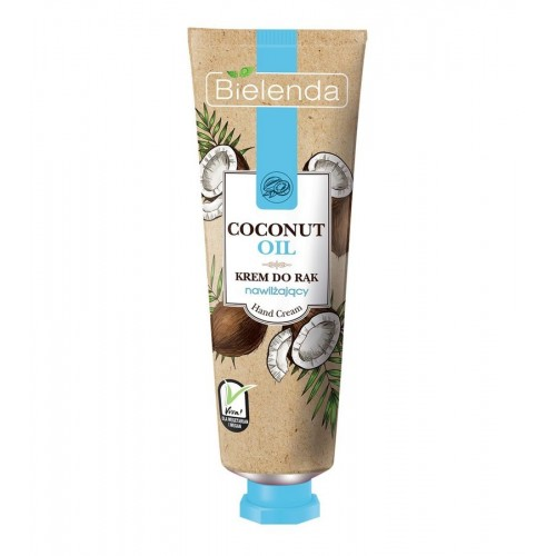 Bielenda Coconut Oil Moisturizing Hand Cream 50ml
