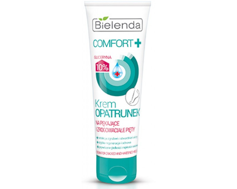 COMFORT Cream – DRESSING for cracked and cornified heels, 100ml