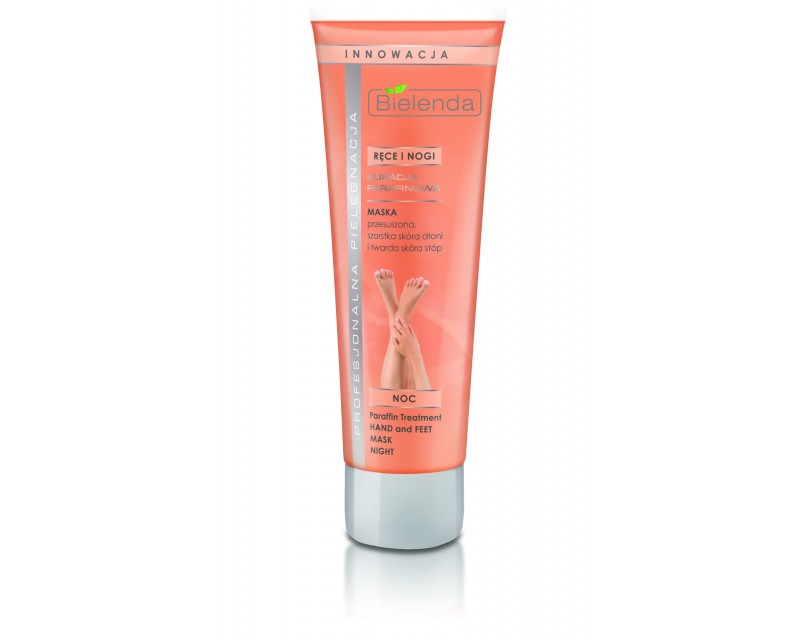 PARAFFIN TREATMENT HAND and FEET MASK NIGHT, 75ml