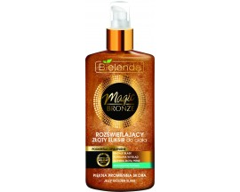 MAGIC BRONZE Two-Phase Golden Body Elixir, 150ml