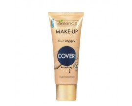 MAKE-UP ACADEMIE COVER – perfect cover fluids, 3-CARAMEL, 30ml