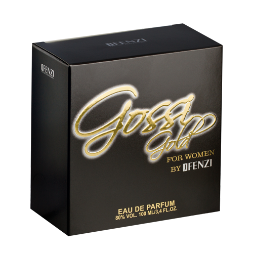 GOSSI GOLD, EDP 100 ml