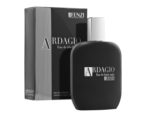 ARDAGIO EAU DE BLACK NIGHT, EDP 100 ml