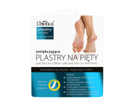 SOFTENING HEEL PATCHES, REGENERATES DRY AND CRACKED HEELS