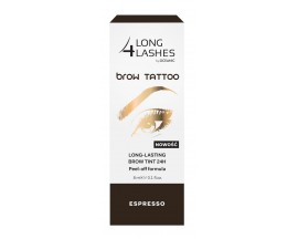 LONG 4 LASHES Brow Tattoo- espresso, 8ml